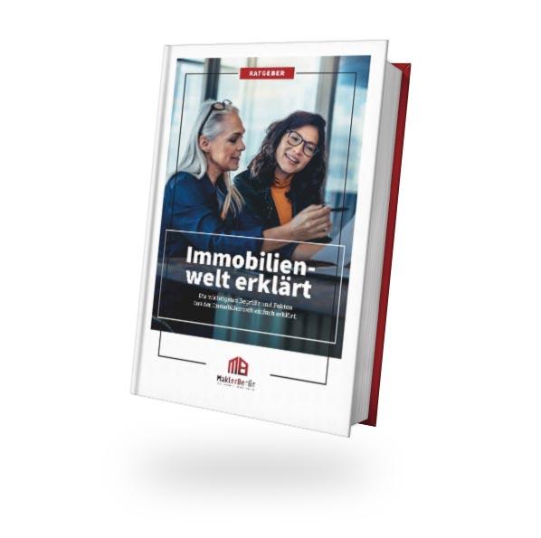 MaklerBerlin - Immobilienmakler in Berlin und Brandenburg - ratgeber book cover immobilie fakten und begriffe