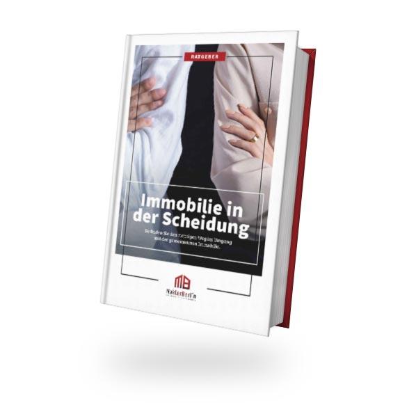 MaklerBerlin - Immobilienmakler in Berlin und Brandenburg - ratgeber book cover immobilie scheidung